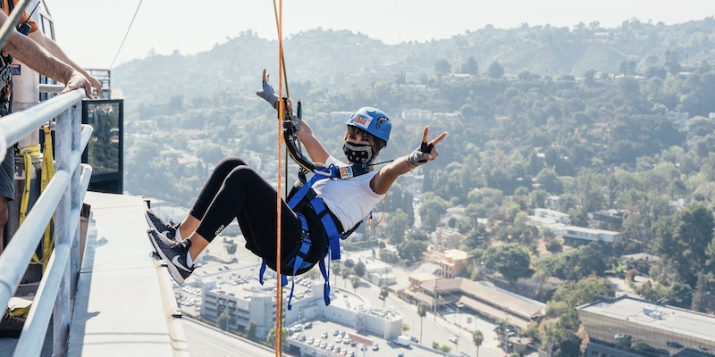 Over The Edge: The Agency Takes The Leap to Fight Homelessness