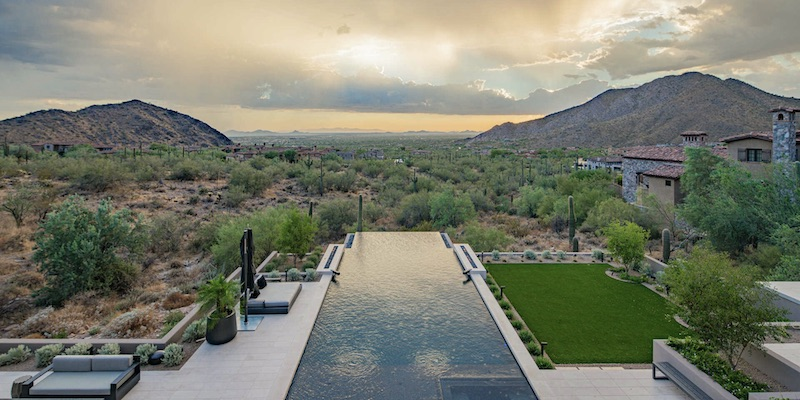 The Ultimate Desert Hideaway: A Show-Stopping Estate Rises in Scottsdale