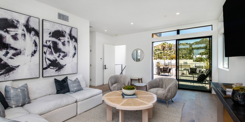 Skye Curson Debuts 5 Modern Residences In Coveted Hollywood Location