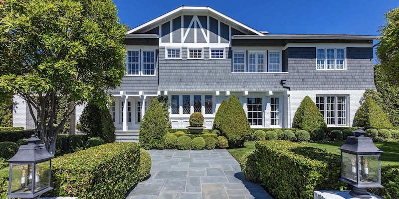 Join David Parnes on a Video Tour of this Nantucket-Style Estate in LA's Windsor Square