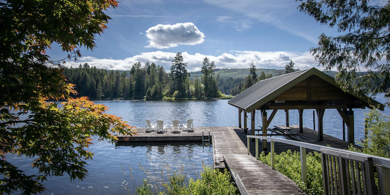 Canada's Island Life—The Appeal of Vancouver Island's Scenic Cowichan Valley