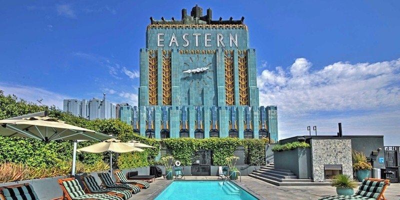 The Everlasting Appeal of DTLA's Historic Eastern Columbia Building