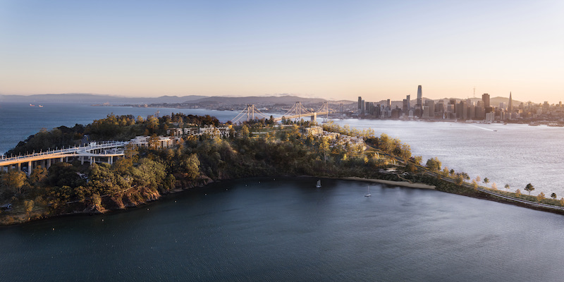 Yerba Buena Island Details Residential Offerings as Sales Gallery Opens in San Francisco
