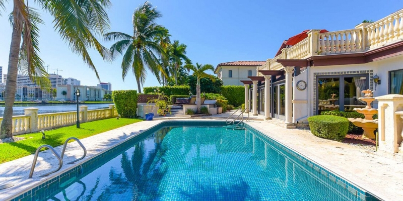 The Agency Collective's Mark Block Makes Diplomat Pkwy's Highest-Priced Sale in 3 Years