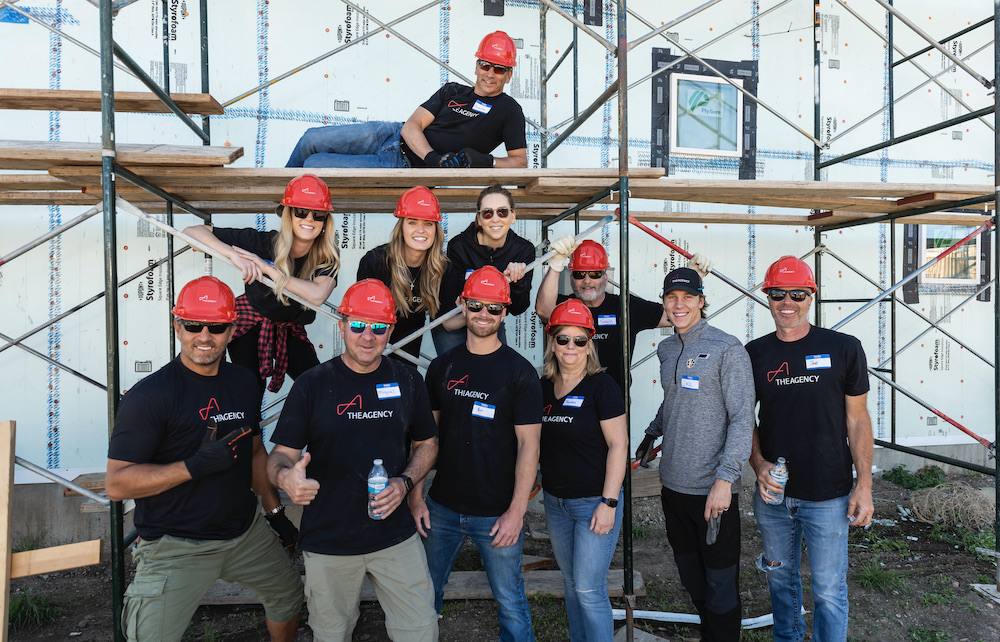 Worth the Wait: The Agency Park City's Second Annual Build Day