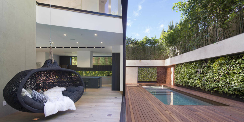 Six L.A. Homes For Keeping Your Health & Wellness Resolutions