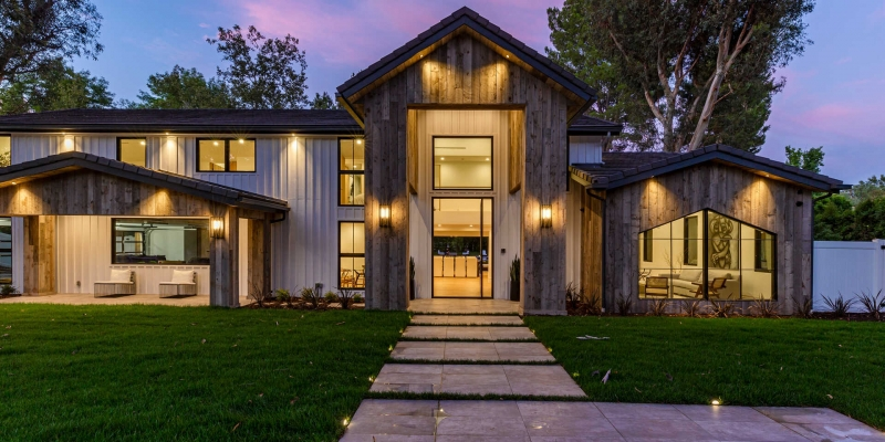 Hollywood Heads to the Hills for the Debut of New Scott Disick-Designed Home