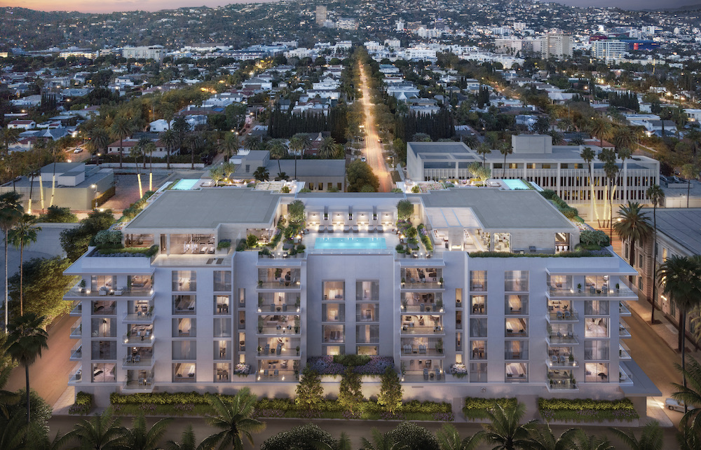 The Agency to Lead Sales for the Recently Unveiled Mandarin Oriental Residences Beverly Hills