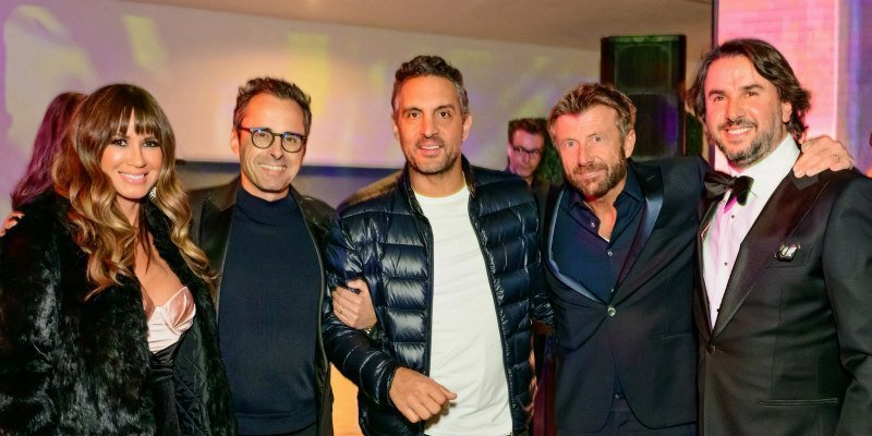 The Agency Co-Hosts Visionnaire Home Philosophy Launch in West Hollywood