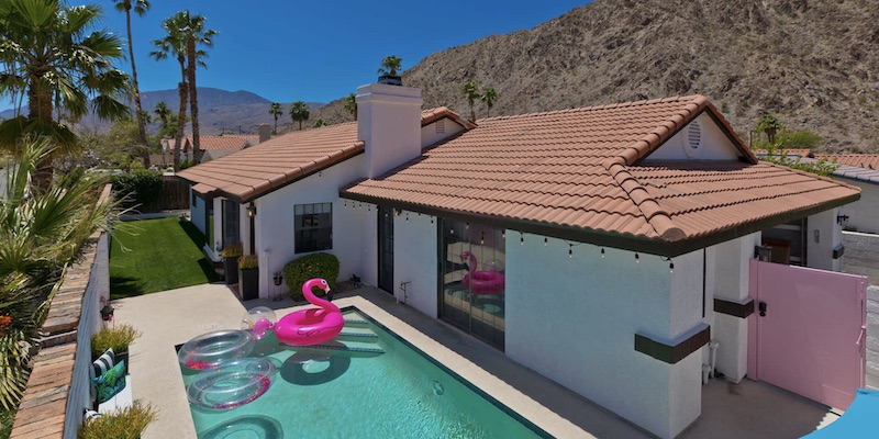 Desert in Demand: Palm Springs Real Estate Sizzles