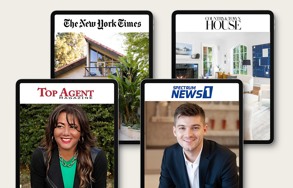 Sizzling Summer Hotlist—Making Headlines at The Agency in July