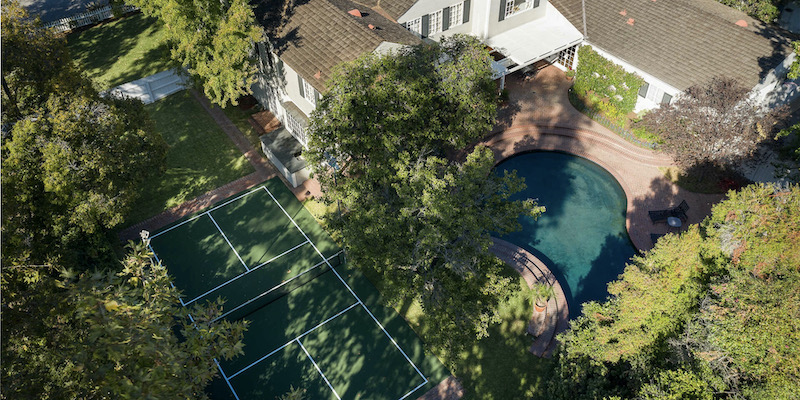 Game, Set, Match! Six Homes Ideal for the Avid Tennis Player