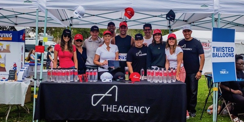The Agency Proudly Sponsored the Pacific Palisades Will Rogers 4th of July Run