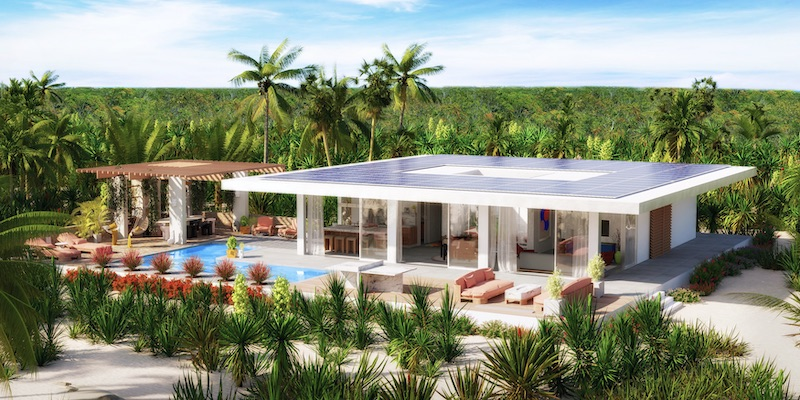 Unveiling Karaya Blue - Six Eco-Friendly Villas Steps from the Beach in Turks & Caicos