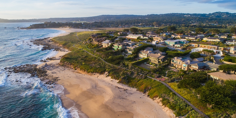 Carmel Life Beckons as Buyers Seek the Rare Space & Beauty of the Monterey Peninsula