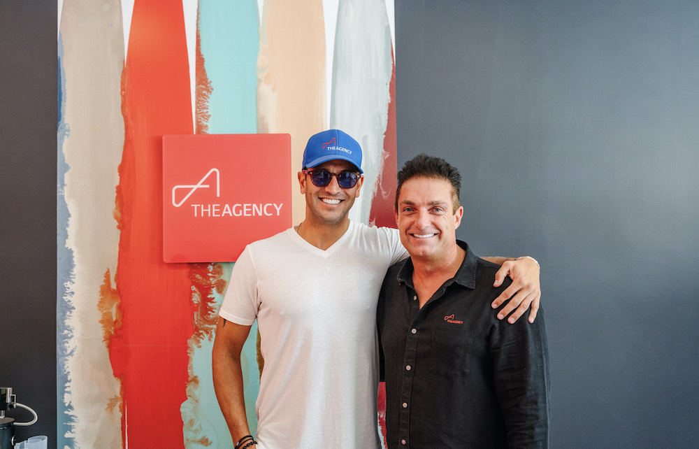 The Sweet Life: The Agency Celebrates New Office Opening in Palisades Village