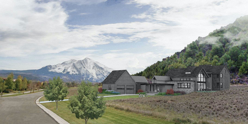 The Agency Aspen Partners with Peak3 to Debut New Construction Homes