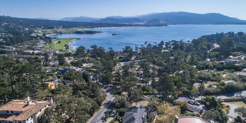Real Estate Surges on the Picturesque Shores of Carmel & Pebble Beach
