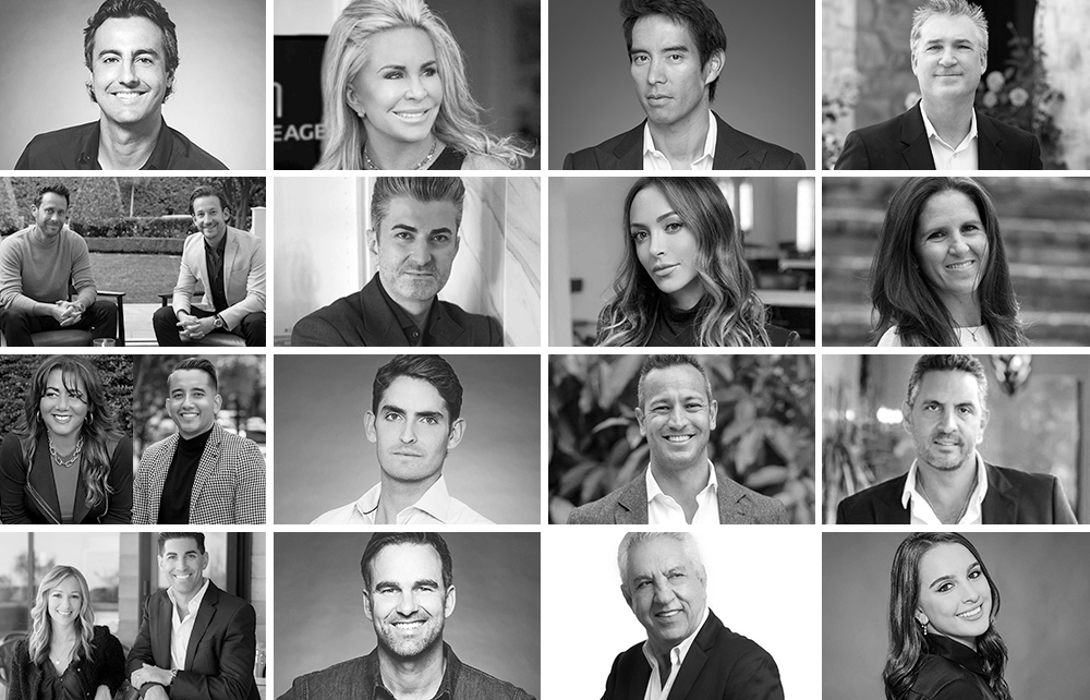 The Agency Congratulates Our Agents Topping RealTrends The Thousand 2021