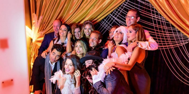 Party On—The Agency's Best Events of 2018