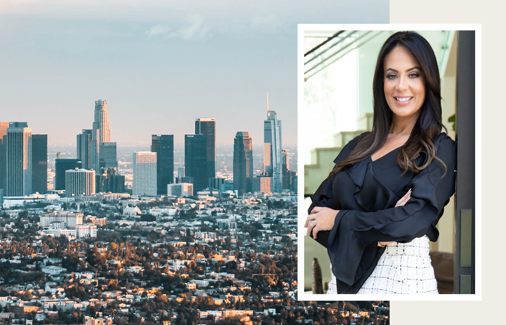 A Leading Lady of Real Estate—Gina Michelle Recognized on 2021 List