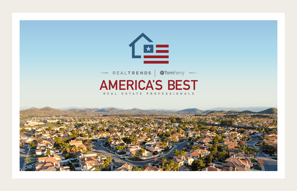 Coast to Coast: The Agency's Own Named Among America's Best Real Estate Professionals