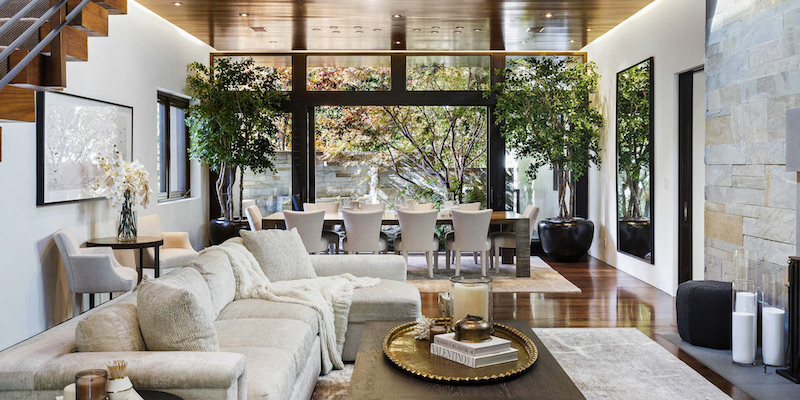 Inside Matt Damon's Stunning Pacific Palisades Estate