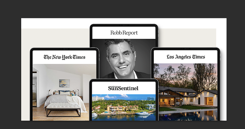 All the Trimmings: Properties, Places & Faces Making Headlines at The Agency