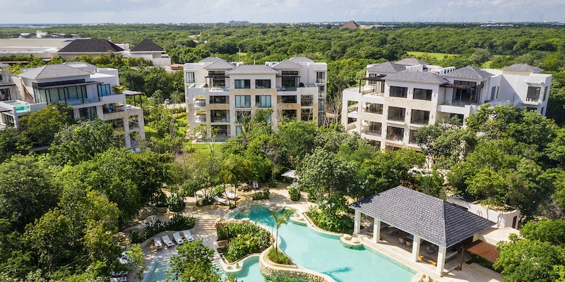 Go for the PGA Tour's Mayakoba Golf Classic, Stay for the Fairmont Residences Lifestyle